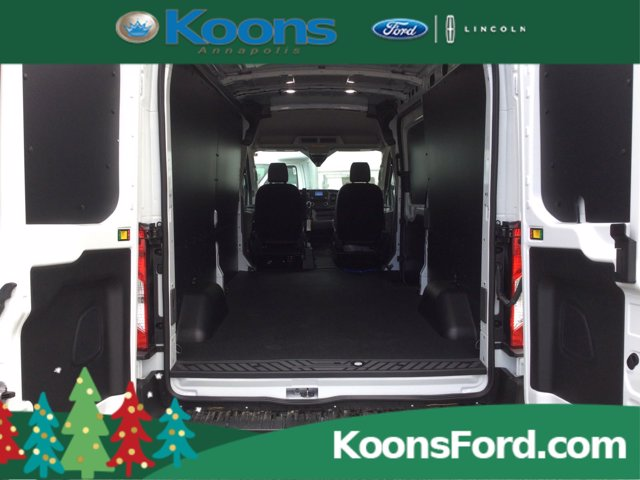 2020 Ford Transit 250 Med Roof 4x2, Empty Cargo Van #L2011 - photo 2