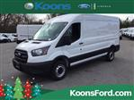 2020 Ford Transit 250 Med Roof 4x2, Empty Cargo Van #L2011 - photo 1