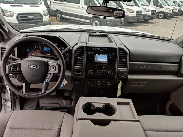 2020 Ford F-550 Crew Cab DRW 4x2, Contractor Body #L2056 - photo 12