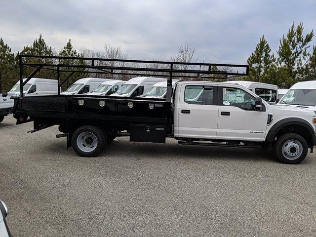 2020 Ford F-550 Crew Cab DRW 4x2, Contractor Body #L2056 - photo 5