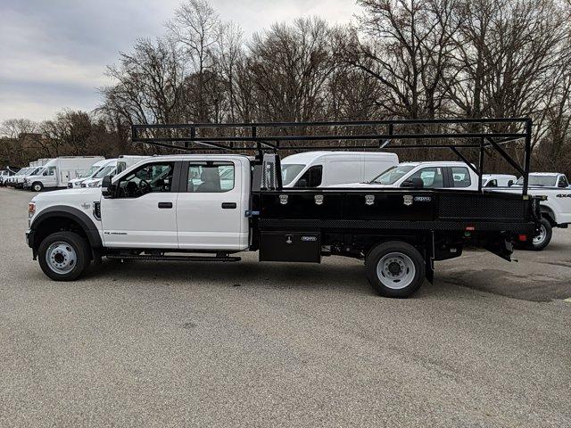 2020 Ford F-550 Crew Cab DRW 4x2, Contractor Body #L2056 - photo 7