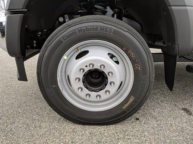 2020 Ford F-550 Crew Cab DRW 4x2, Contractor Body #L2056 - photo 9