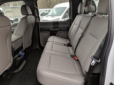 2020 Ford F-550 Crew Cab DRW 4x2, Contractor Body #L2056 - photo 11