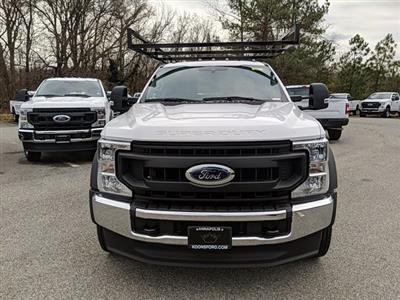 2020 Ford F-550 Crew Cab DRW 4x2, Contractor Body #L2056 - photo 3