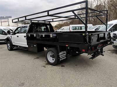 2020 Ford F-550 Crew Cab DRW 4x2, Contractor Body #L2056 - photo 2