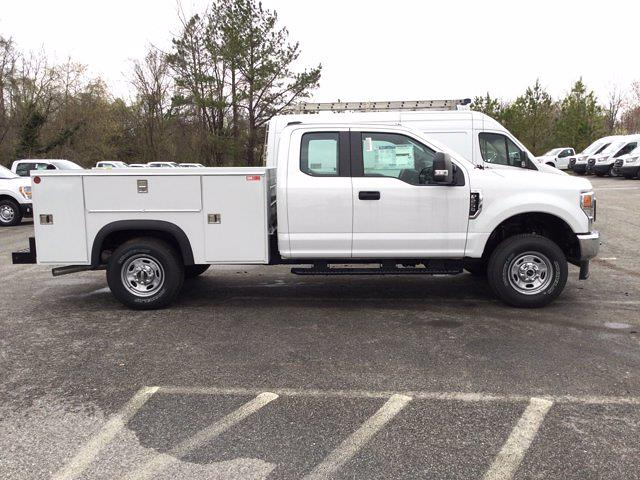 2020 Ford F-250 Super Cab 4x4, Service Body #L2068 - photo 8