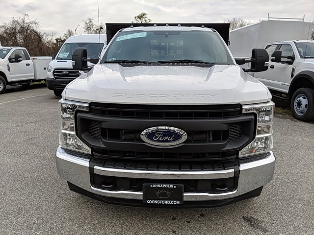 2020 Ford F-350 Regular Cab DRW 4x2, Stake Bed #L2111 - photo 3