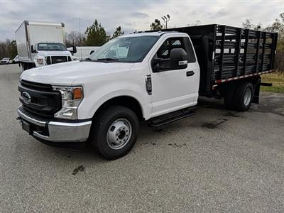 2020 Ford F-350 Regular Cab DRW 4x2, Stake Bed #L2111 - photo 1