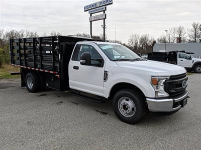 2020 Ford F-350 Regular Cab DRW 4x2, Stake Bed #L2111 - photo 4