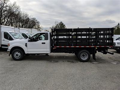 2020 Ford F-350 Regular Cab DRW 4x2, Stake Bed #L2111 - photo 8
