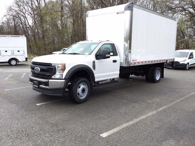 2020 Ford F-600 Regular Cab DRW 4x2, Morgan Dry Freight #L2132 - photo 1