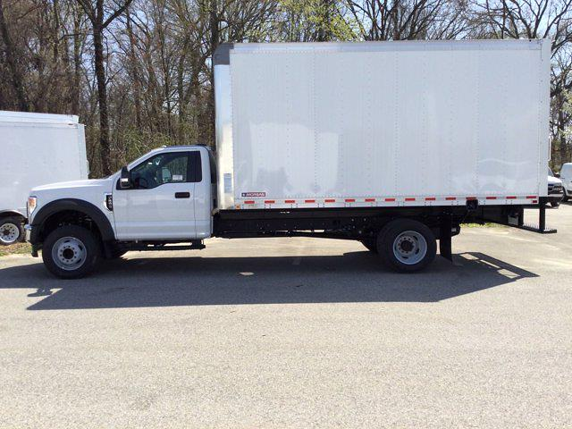 2020 Ford F-600 Regular Cab DRW 4x2, Dry Freight #L2133 - photo 8