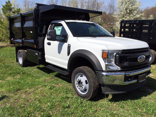 2020 Ford F-550 Regular Cab DRW 4x4, Dump Body #L2143 - photo 4