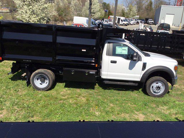 2020 Ford F-550 Regular Cab DRW 4x4, Dump Body #L2143 - photo 5