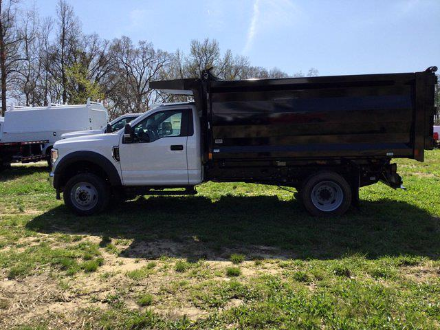 2020 Ford F-550 Regular Cab DRW 4x4, Dump Body #L2143 - photo 8