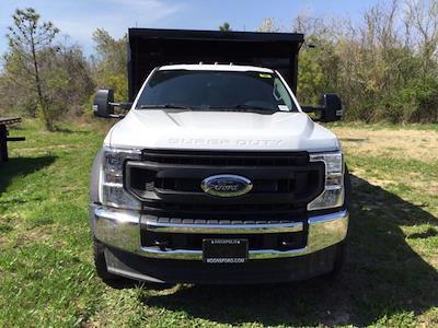 2020 Ford F-550 Regular Cab DRW 4x4, Dump Body #L2143 - photo 3