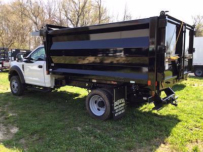 2020 Ford F-550 Regular Cab DRW 4x4, Dump Body #L2143 - photo 2