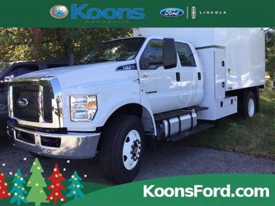 2021 Ford F-750 Crew Cab DRW 4x2, Chipper Body #M1002 - photo 1