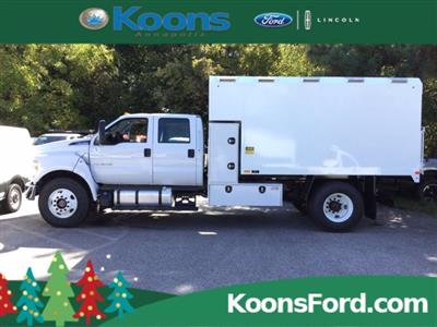 2021 Ford F-750 Crew Cab DRW 4x2, Chipper Body #M1002 - photo 7
