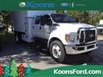 2021 Ford F-750 Crew Cab DRW 4x2, Chipper Body #M1002 - photo 4