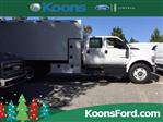 2021 Ford F-750 Crew Cab DRW 4x2, Chipper Body #M1002 - photo 5
