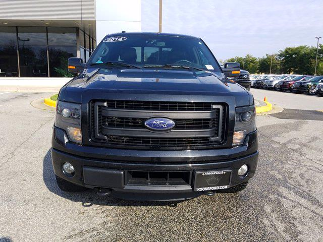 2014 Ford F-150 SuperCrew Cab 4x4, Pickup #M1032A - photo 3