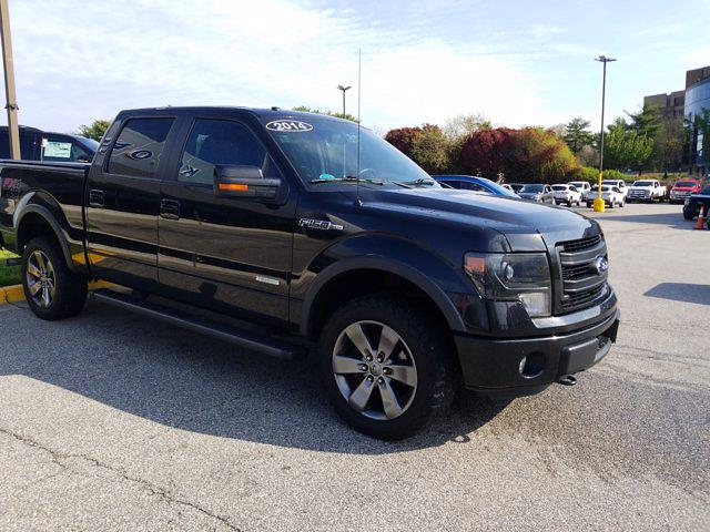 2014 Ford F-150 SuperCrew Cab 4x4, Pickup #M1032A - photo 4