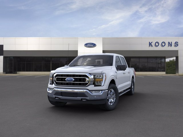 2021 Ford F-150 SuperCrew Cab 4x4, Pickup #M1087 - photo 3