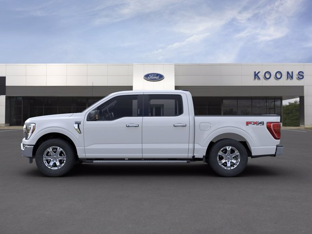 2021 Ford F-150 SuperCrew Cab 4x4, Pickup #M1087 - photo 4