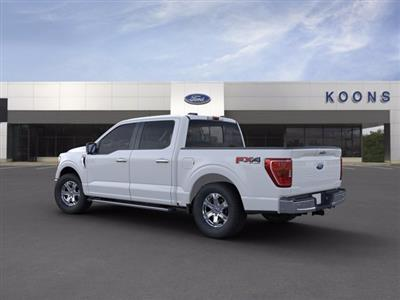 2021 Ford F-150 SuperCrew Cab 4x4, Pickup #M1087 - photo 2