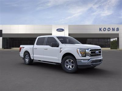 2021 Ford F-150 SuperCrew Cab 4x4, Pickup #M1087 - photo 7