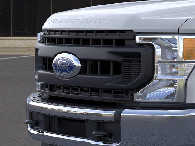 2021 Ford F-250 Regular Cab 4x4, Western Snowplow Pickup #M1097 - photo 15