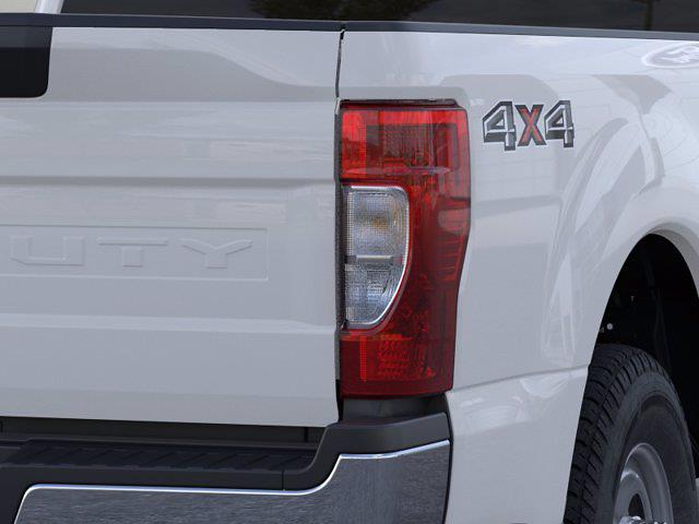2021 Ford F-250 Regular Cab 4x4, Western Snowplow Pickup #M1097 - photo 19