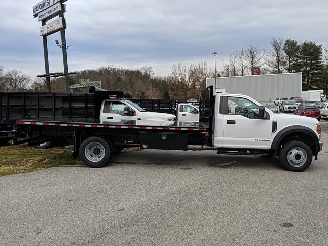 2021 Ford F-550 Regular Cab DRW 4x2, Platform Body #M1105 - photo 5