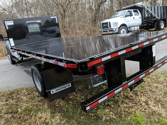 2021 Ford F-550 Regular Cab DRW 4x2, Morgan Platform Body #M1105 - photo 1
