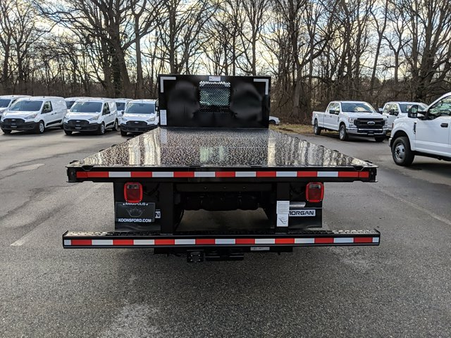 2021 Ford F-550 Regular Cab DRW 4x2, Platform Body #M1160 - photo 6