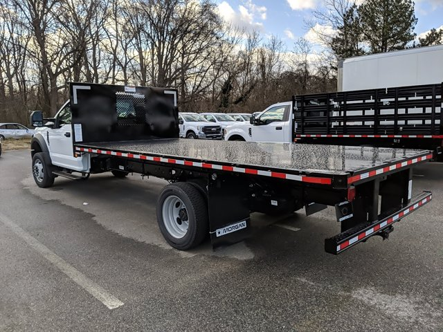 2021 Ford F-550 Regular Cab DRW 4x2, Platform Body #M1160 - photo 2