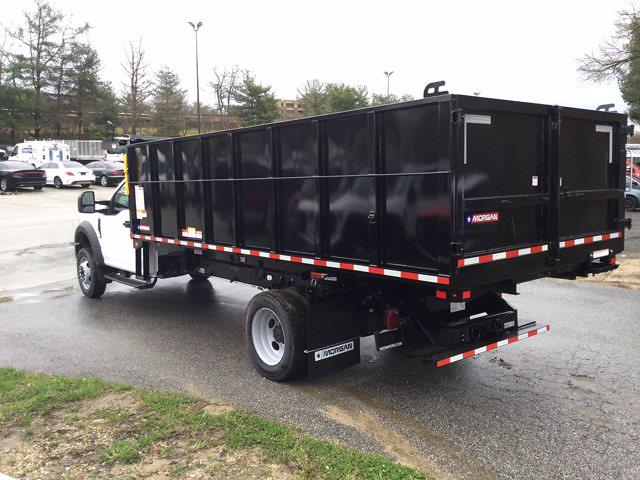 2021 Ford F-550 Regular Cab DRW 4x2, Landscape Dump #M1161 - photo 1