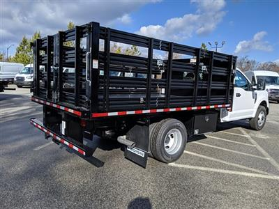 2021 Ford F-350 Regular Cab DRW 4x2, Stake Bed #M1172 - photo 6