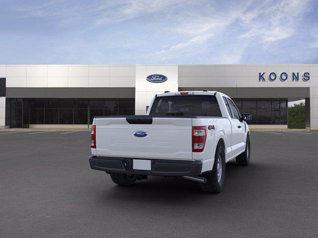 2021 Ford F-150 Super Cab 4x4, Pickup #M1247 - photo 8