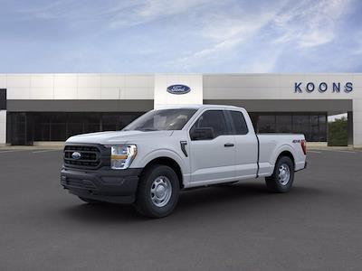 2021 Ford F-150 Super Cab 4x4, Pickup #M1247 - photo 1