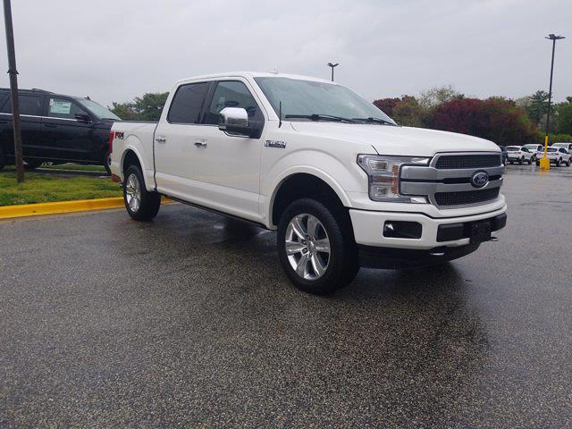 2019 Ford F-150 SuperCrew Cab 4x4, Pickup #M1298A - photo 4