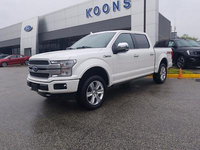 2019 Ford F-150 SuperCrew Cab 4x4, Pickup #M1298A - photo 1
