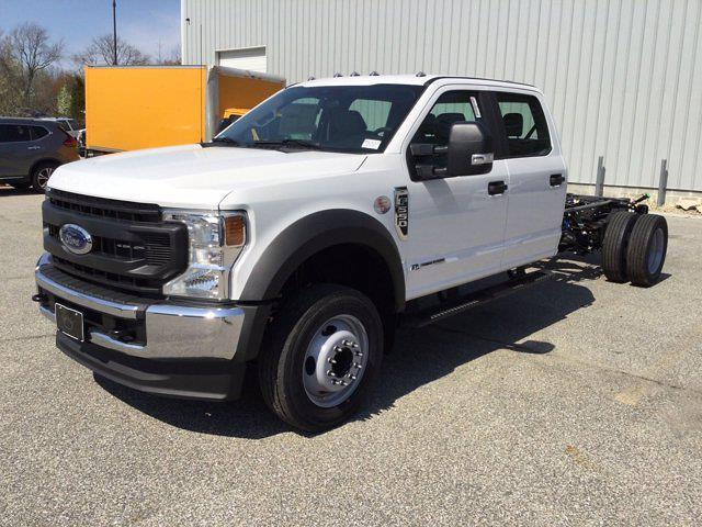 2021 Ford F-550 Crew Cab DRW 4x2, Cab Chassis #M1337 - photo 1