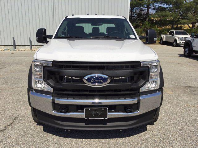 2021 Ford F-550 Crew Cab DRW 4x2, Cab Chassis #M1337 - photo 3