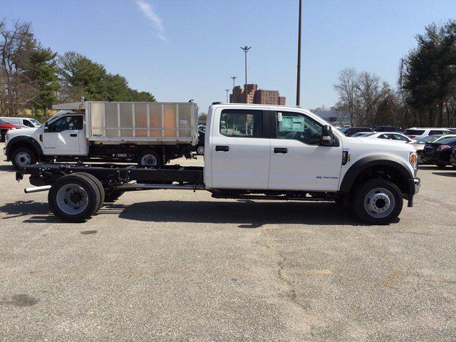 2021 Ford F-550 Crew Cab DRW 4x2, Cab Chassis #M1337 - photo 5
