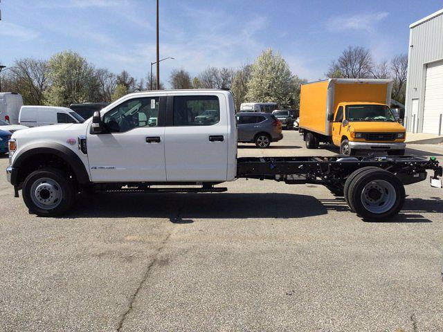 2021 Ford F-550 Crew Cab DRW 4x2, Cab Chassis #M1337 - photo 8