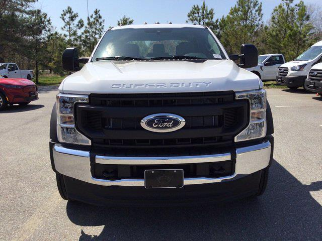 2021 Ford F-550 Crew Cab DRW 4x4, Cab Chassis #M1338 - photo 3