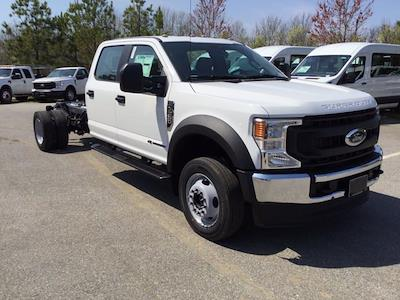 2021 Ford F-550 Crew Cab DRW 4x4, Cab Chassis #M1338 - photo 4