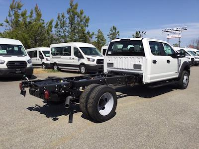 2021 Ford F-550 Crew Cab DRW 4x4, Cab Chassis #M1338 - photo 6